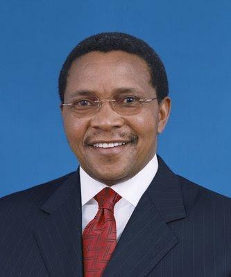 H E Jakaya Mrisho Kikwete Presidential Image A