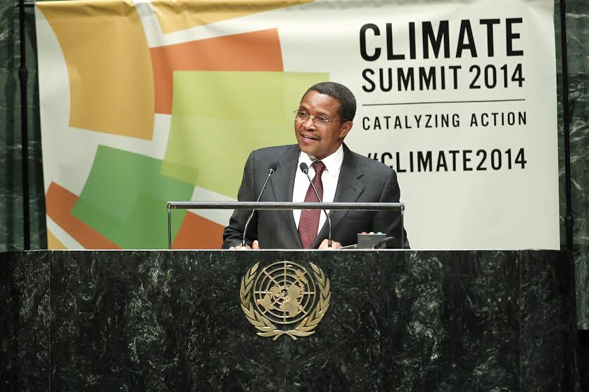 Joint Conclusion of the Morning of the Climate Change Summit