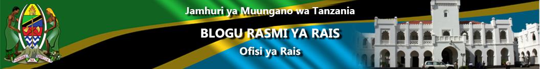 Blogu Rasmi ya Ofisi ya Rais